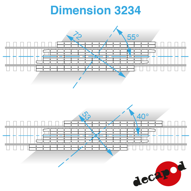3234 dimension