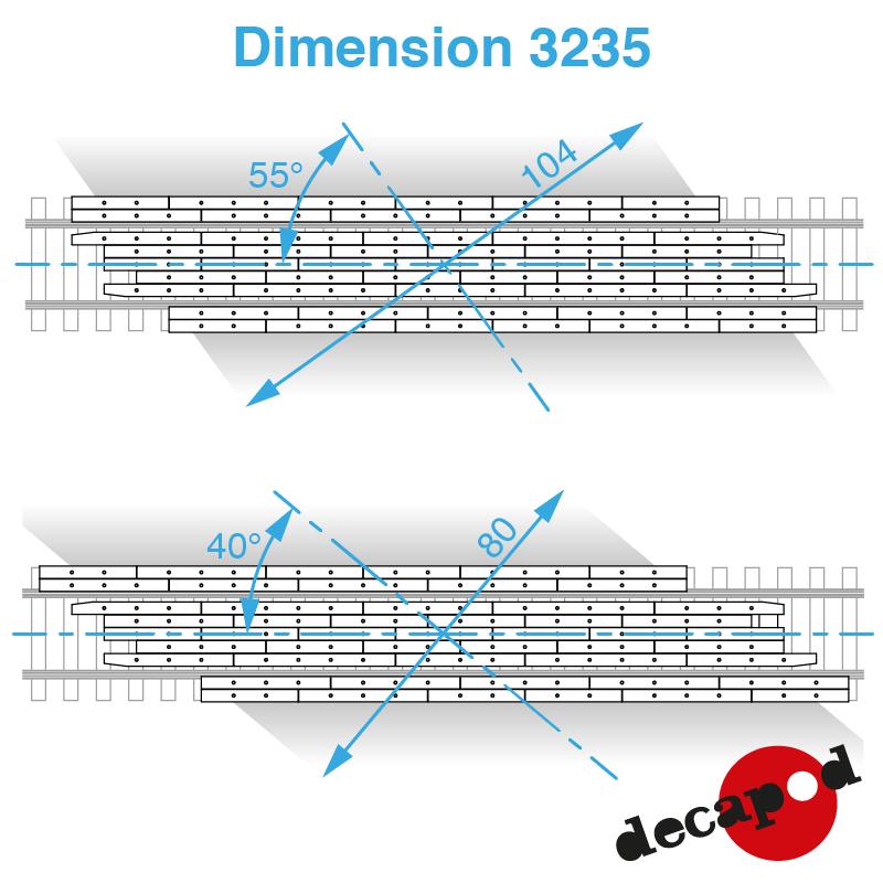 3235 dimension
