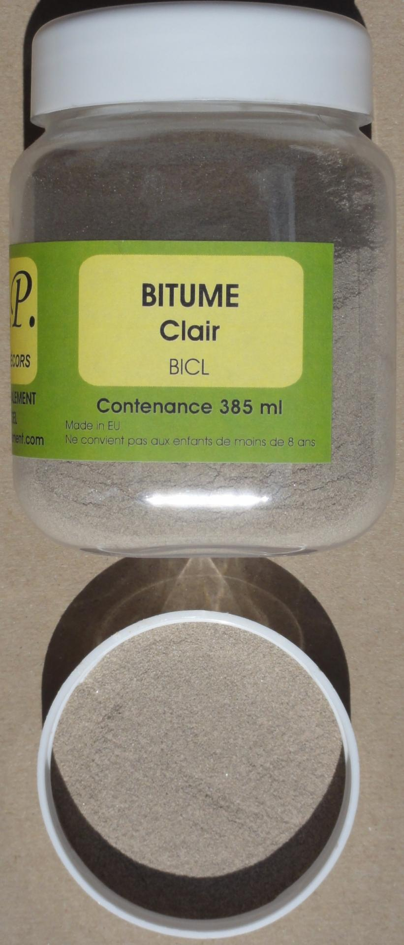 Bitume clair
